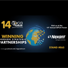 Meet Nexant at the 14th Annual GPCA Forum