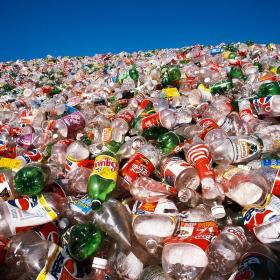 The tons of plastic that are still to come