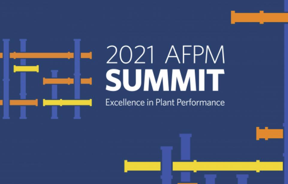AFPM webinar series