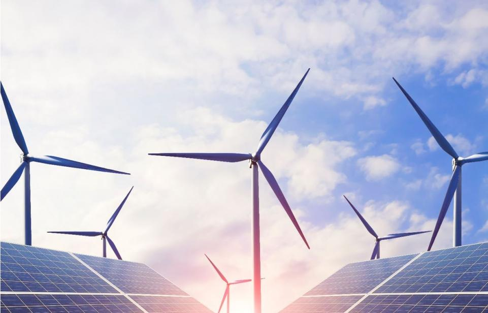 Solar-Wind Hybrid Model