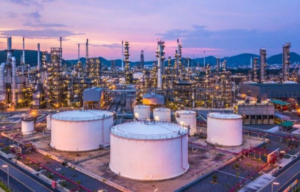 digitalisation in the energy and chemicals sector